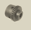 Feed Cam Driving Worm Gear 50139