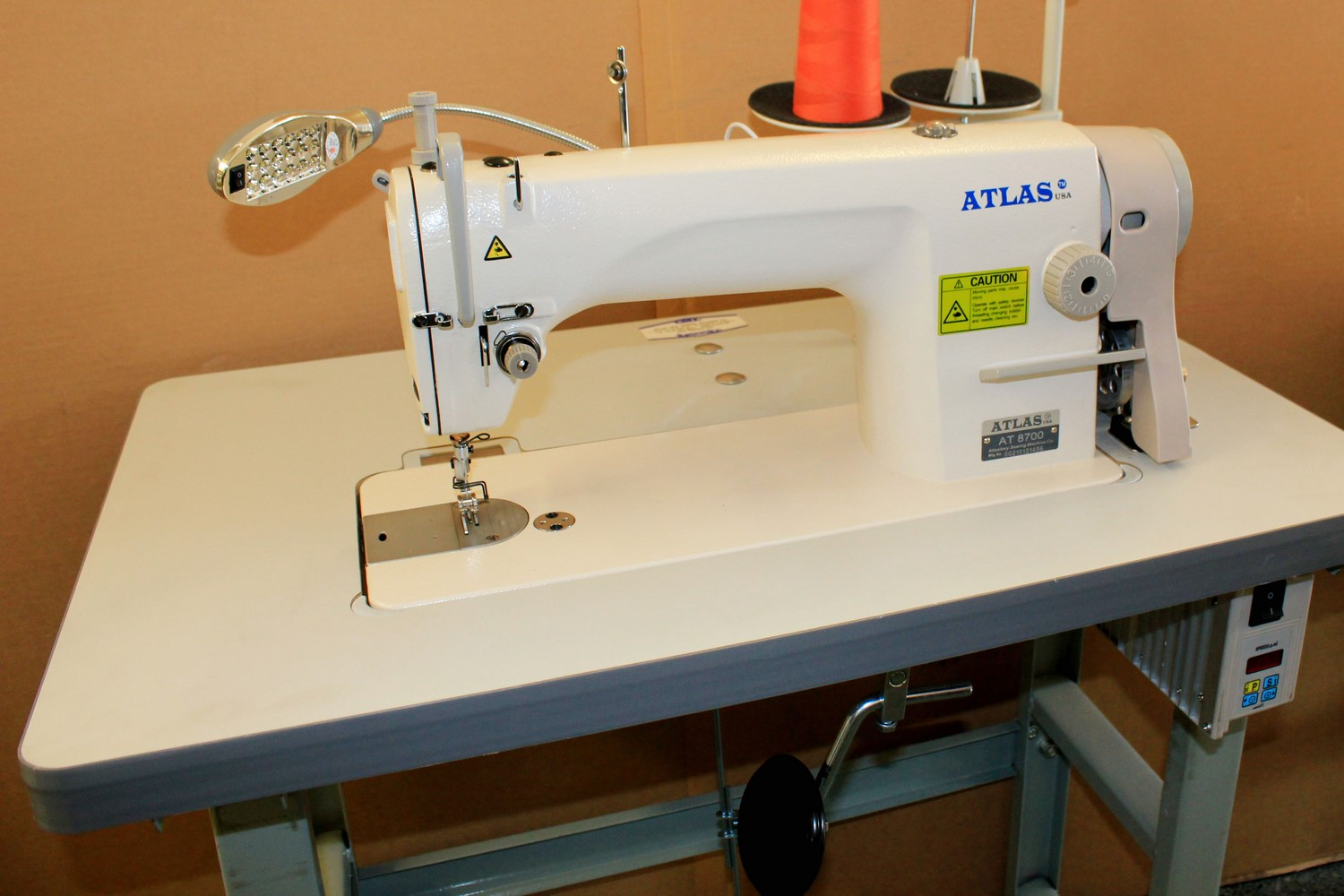 needle industrial sewing machine