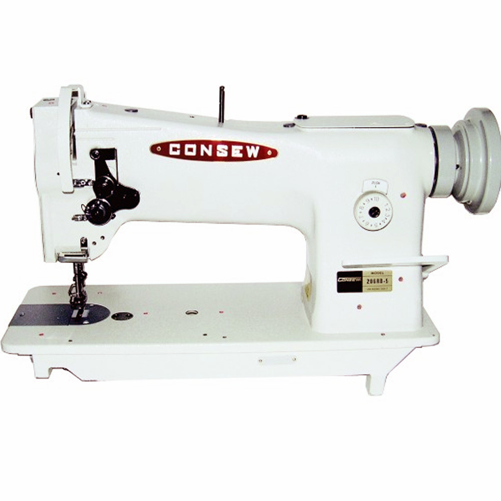 Consew 206rb 5 Walking Foot Sewing Machine Head Only