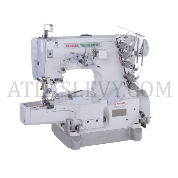 Pegasus Cylinder-bed, Cover Stitch Machine CW664 01GB - Thread Trim  Automatic