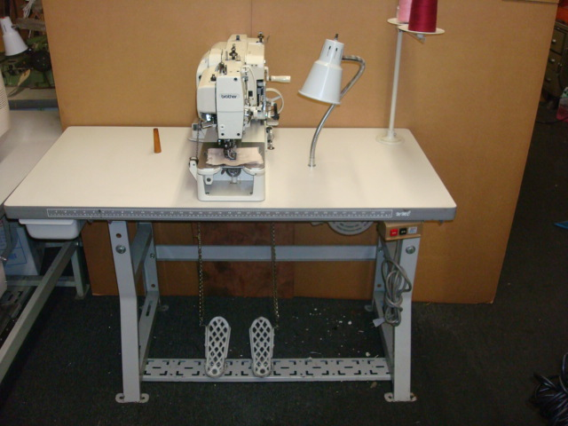 Atlas Levy Sewing Machine Co Tel 40 40240694028 2403 4040 Awesome Brother Sewing Machine Table