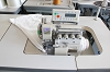 Pegasus M752-BH Automatic Overlock Machine Tag # 4759