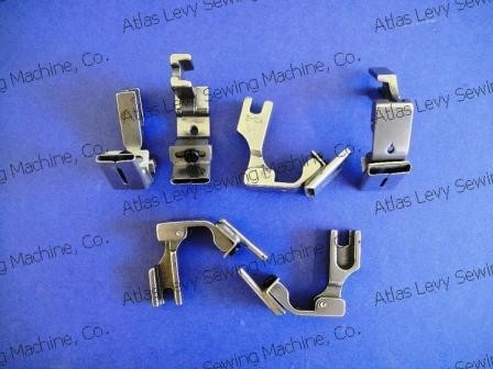 Set of Small Tap Presser Feet, Foot for sewing machines