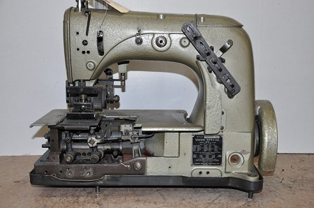 Union Special 51400EZ Waistband Sewing Machine - Head Only -Tag # 3916