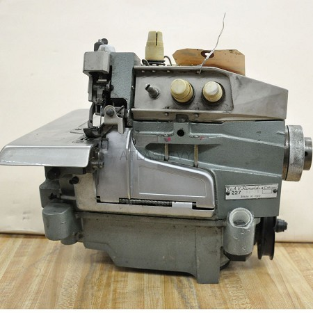 overlock sewing machine- As is Tag # 4250
