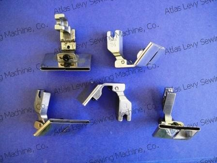 Set of Big Tap Presser Feet, Foot for sewing machines