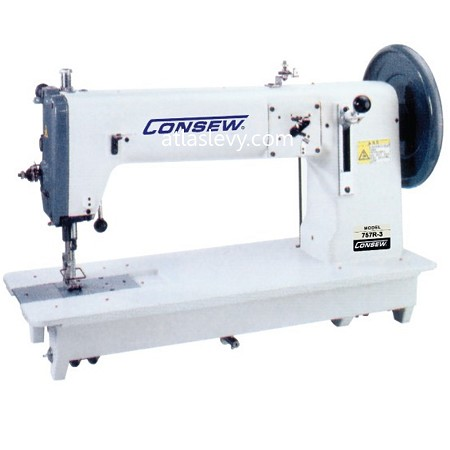 CONSEW  757R  Heavy duty long arm sewing machine