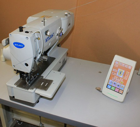 AtlasUSA AT1790 Automatic Button hole Sewing Machine