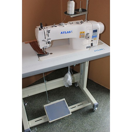 Automatic Heavy duty single Needle Sewing Machine AtlasUSA AT9312-D4