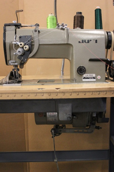 JUKI LH-1182 Double Needle Industrial Sewing Machine