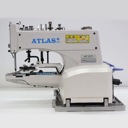AtlasUSA AT1377 High-speed button attach machine