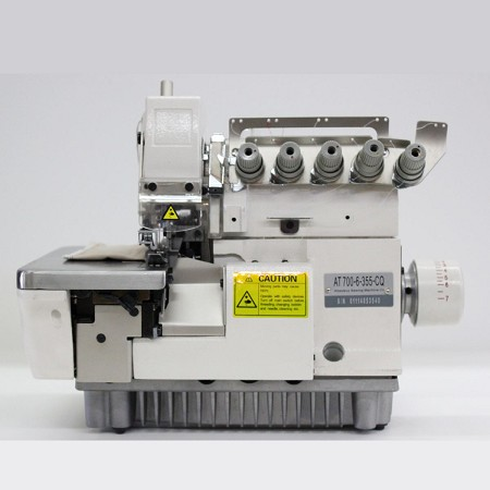 High Speed overlock sewing machine / suction motor AT700-6-355-CQ