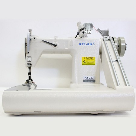 Feed off arm double chainstitch sewing machine Atlas USA AT927_p