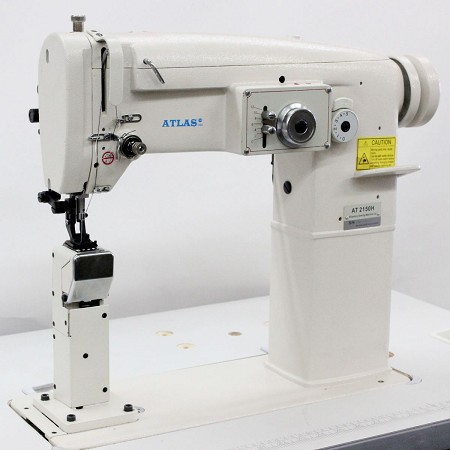 Single Needle Post-bed Zig-Zag Industrial Sewing Machine Atlas USA AT2150H