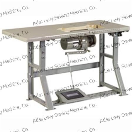 Complete Table Stand For Industrial Sewing Machines ( Standard )