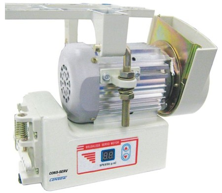 CON-SERV Servo Motor for Industrial Sewing Machines Mol. CS1001