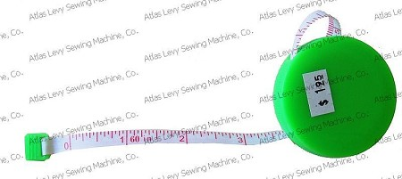"Retractable Measuring Tape 60"" X 1/4"""