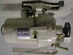 Clutch Motor for industrial sewing machines