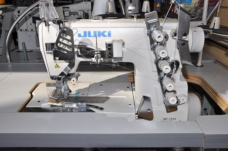 JUKI MF-7523U COVERSTITCH SEWING MACHINE