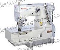 PEGASUS W1562-01J High-speed, Flat-bed, Top and Bottom Coverstitch Machine