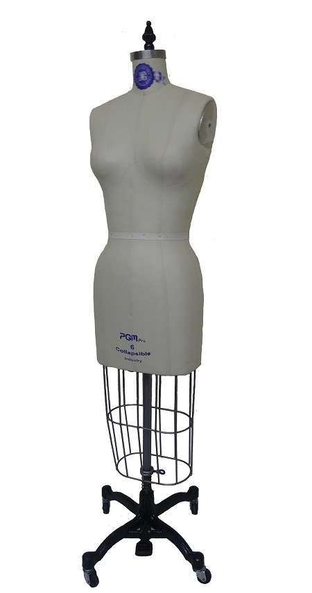 PGM 601 Industry Pro Ladies Form with hip / Dressform