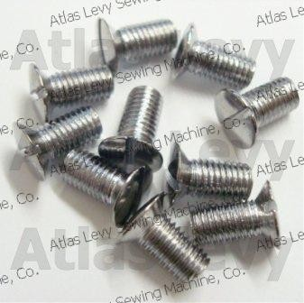 10 Needle  Plate Screw for Industrial Sewing Machines