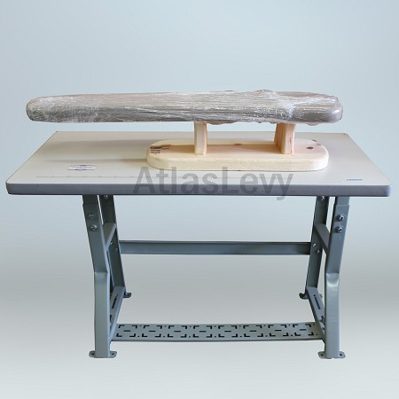Industrial Iron Board with  Table