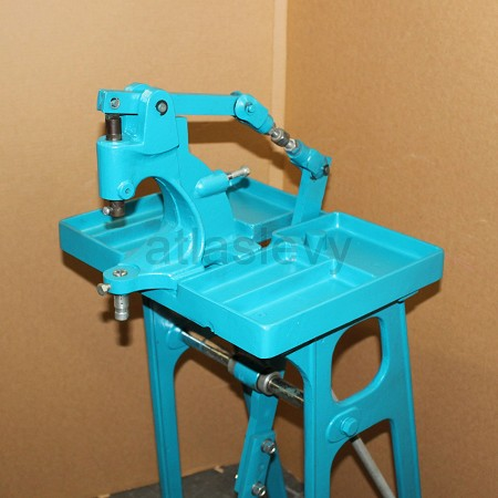 Foot Press/Kick Press - Snap Rivet machine